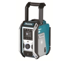 Makita DMR115 Aku rádio DAB, Bluetooth, USB Li-ion Z